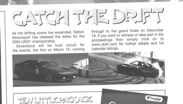 ryan drift magazine